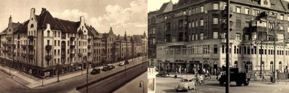 Die Müllerstraße - ein Rückblick