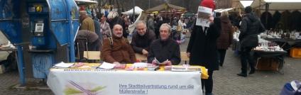 Info-Stand mensch.müller