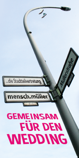 mensch.müller Infoflyer
